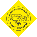 Toyota Landcruiser Owners Club UK - .png image (no background)